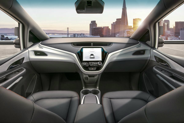 GM will make an autonomous car without steering wheel