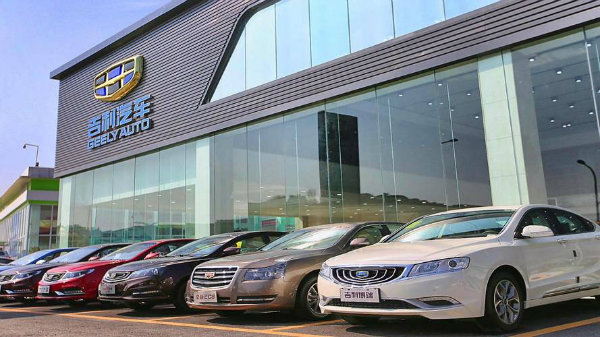 Geely Chairman Becomes Largest Single Shareholder At Daimler (2)