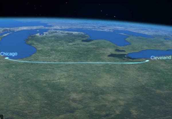 گام بزرگ HyperloopTT برای برقراری حمل و نقل فوق سریع در آمریکا