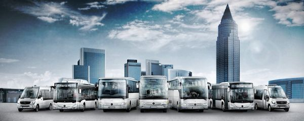 Mercedes-Benz Buses and Coaches
