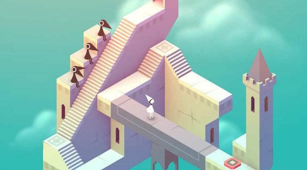 Monument Valley w600 ز غوغای جهان فارغ؛ معرفی بازی های آرامش بخش موبایل اخبار IT