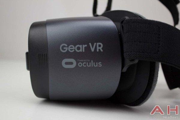 هدستGear VR