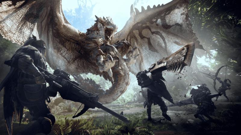 بررسی بازی Monster Hunter World؛ در وادی شکارچیان