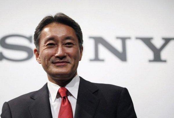 کازو هیرای مدیر عامل سونی