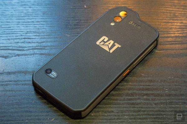 موبایل S61 کاترپیلار