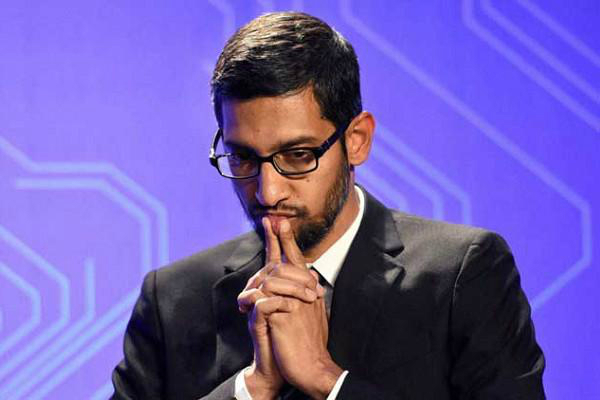 ساندار پیچای مدیر عامل گوگل هوش مصنوعی