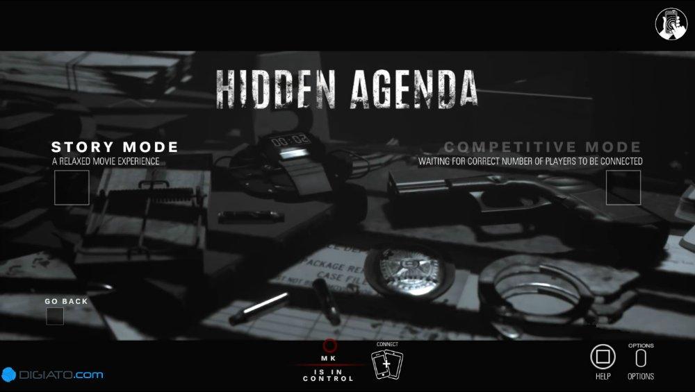 بررسی بازی Hidden Agenda