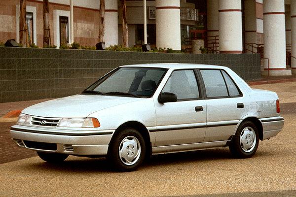 1990-94 Hyundai Excel