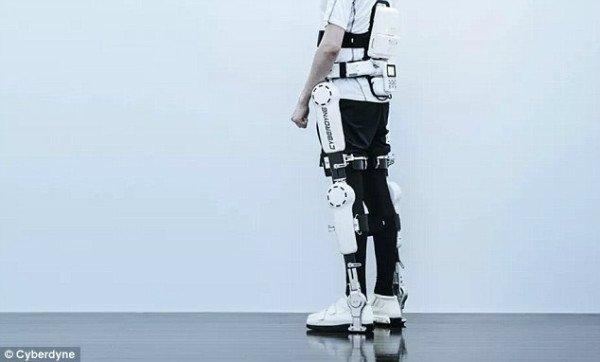 لباس رباتیک