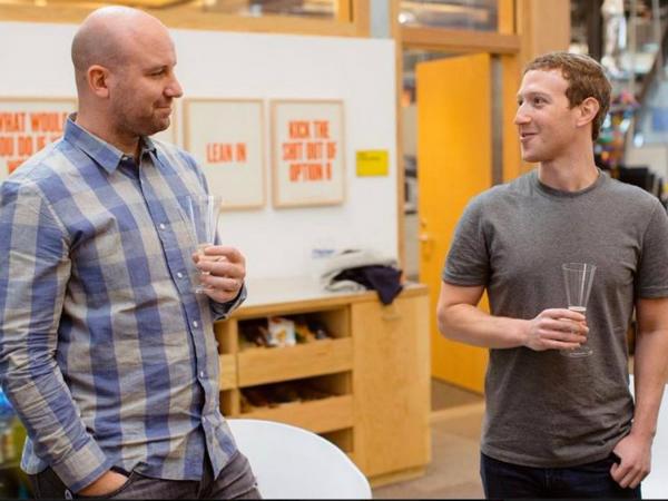 اندرو بازورث حقیقت تلخ فیسبوک