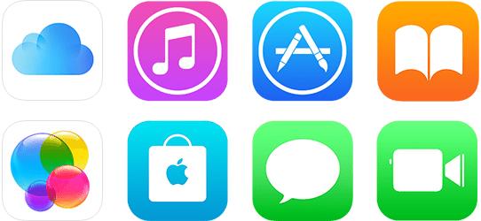 درآمدها شرکت اپل سرویس های اپل