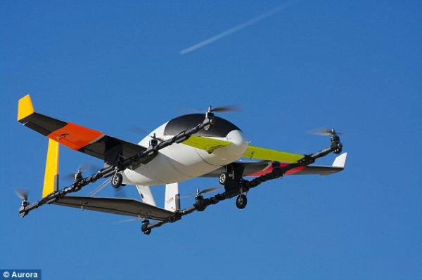 Aurora Flying Taxi (4)
