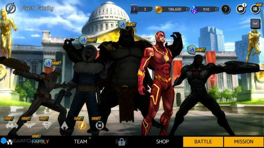دانلود DC Unchained