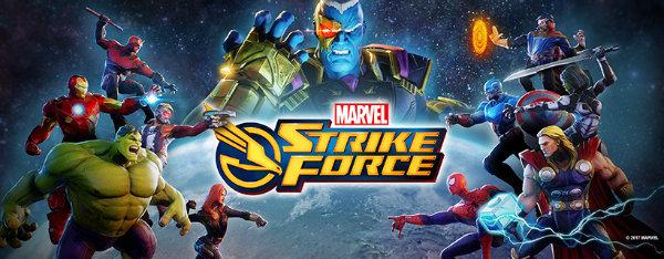 معرفی بازی MARVEL Strike Force ؛ جنگ بی پایان