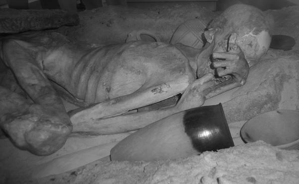 قدیمی ترین تَتوی جهان روی بدن دو مومیایی 5000 ساله مصر باستان کشف شد