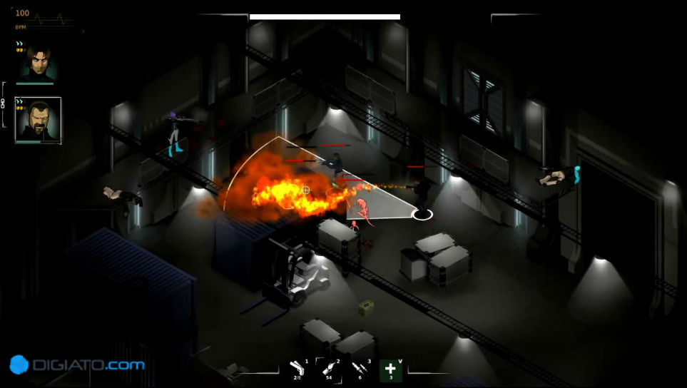 بررسی بازی Fear Effect Sedna