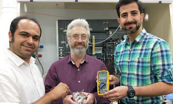 ساخت نخستین باتری پروتونی قابل شارژ دنیا توسط محققان ایرانی