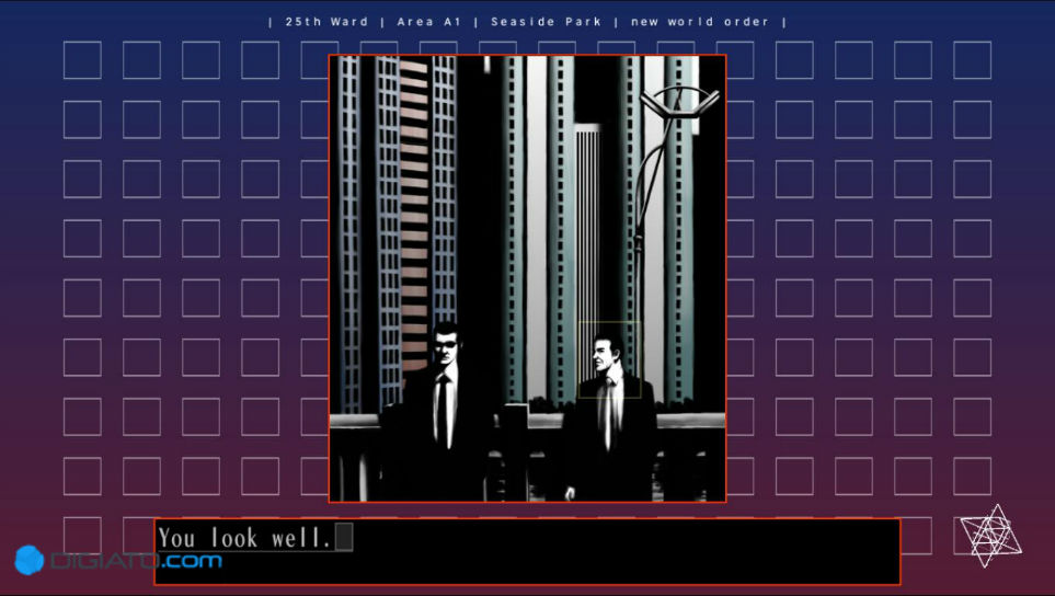 بررسی بازی The 25th Ward: The Silver Case