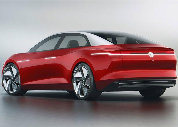 Volkswagen ID Vizzion Concept 2018 12 اولین سدان برقی فولکس واگن با برد حرکتی 700 کیلومتر راهی بازار خواهد شد اخبار IT