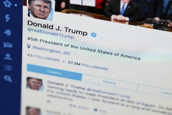 توصیه دادگاه به ترامپ mute به جای بلاک