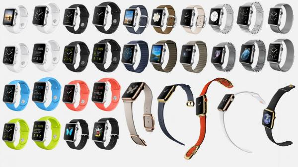best apple watch bands 1 - مدیر مالی فیت بیت: اپل واچ دیگر مردم را هیجانزده نمیکند