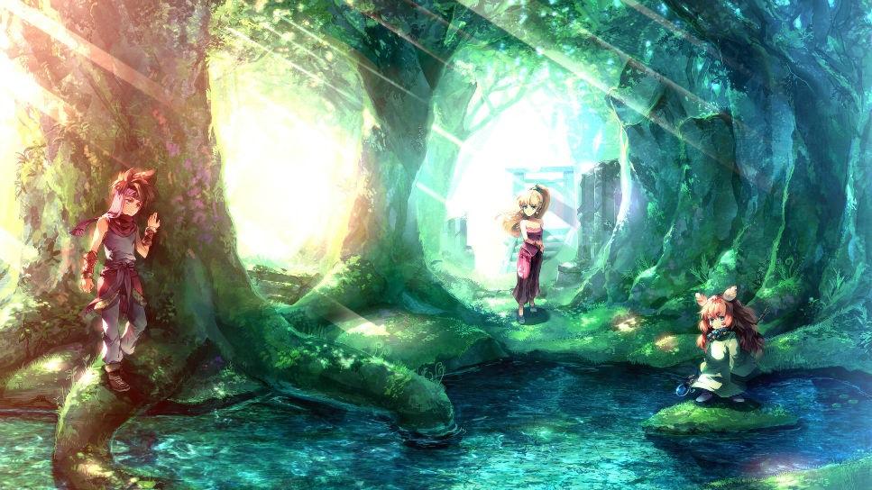 بررسی بازی Secret Of Mana