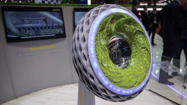 تایرهایی با قابلیت تولید برق و اکسیژن؛ گودیر صنعت لاستیک سازی را متحول می کند؟