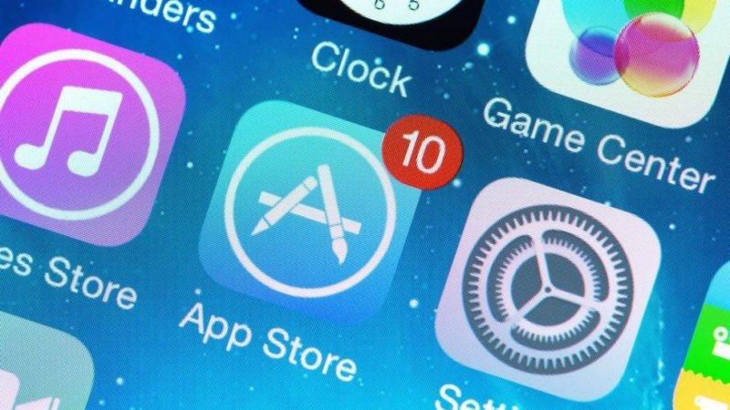 iPhone 5s app store 980x620 1 980x579 800x450 پای سهمخواهی اپ استور به برنامههای رایگان هم باز شد؛ وردپرس قربانی جدید اخبار IT