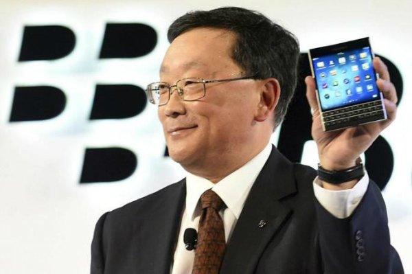 جان چن مدیرعامل بلکبری