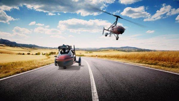 امکان خرید اولین خودروی پرنده جهان به نام Pal-V Liberty فراهم شد
