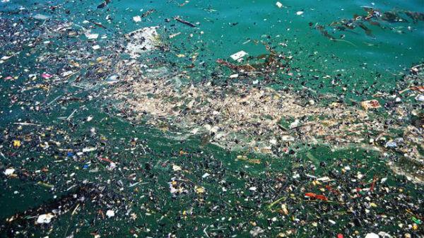 زباله دان اقیانوس آرام