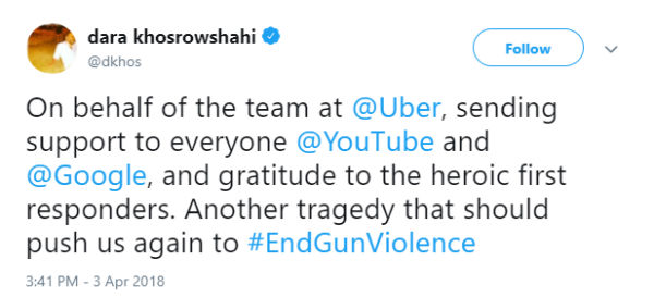 واکنش به حمله یوتوب