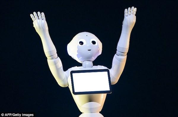 جمعیت ربات ها