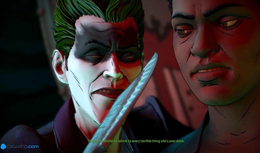 بازی Batman: The Enemy Within - Episode 5: Same Stitch