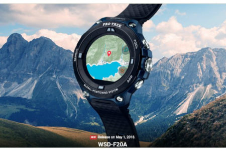 با ساعت هوشمند جدید و ارزان کاسیو آشنا شوید