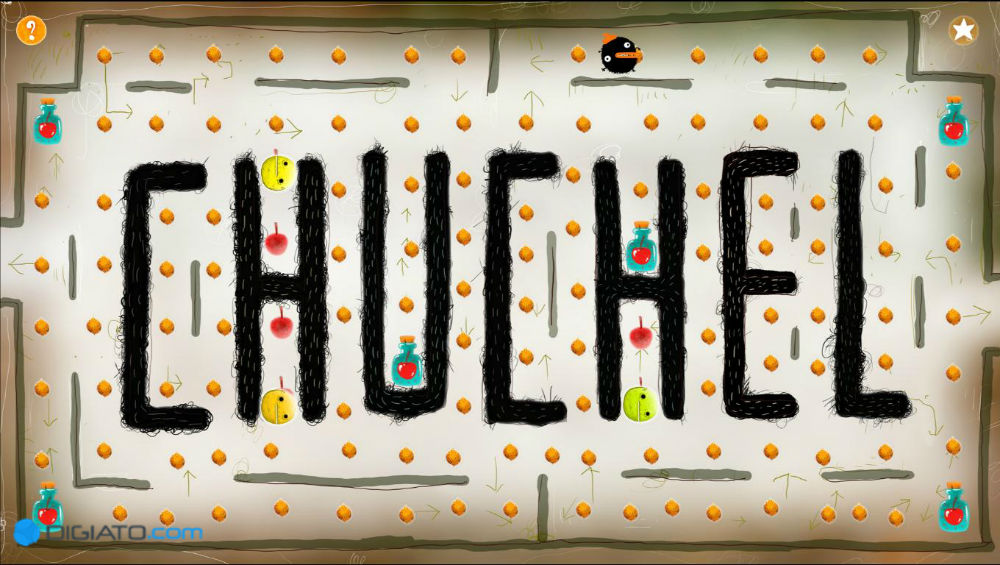 بررسی بازی Chuchel