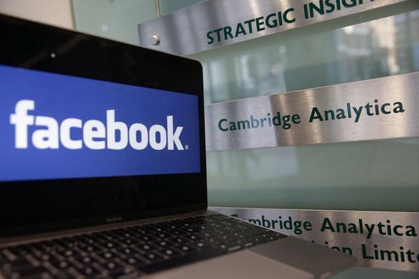 رسوایی فیسبوک