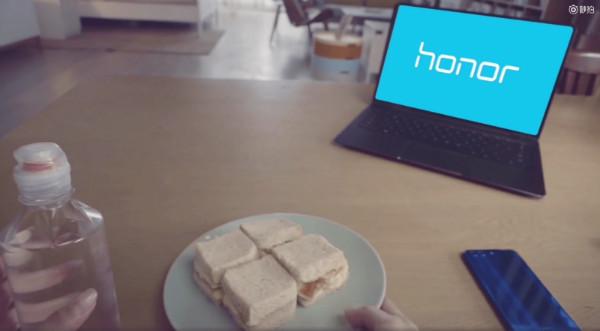 لپ تاپ آنر مجیک بوک با نمایشگر بدون حاشیه به زودی معرفی می شود