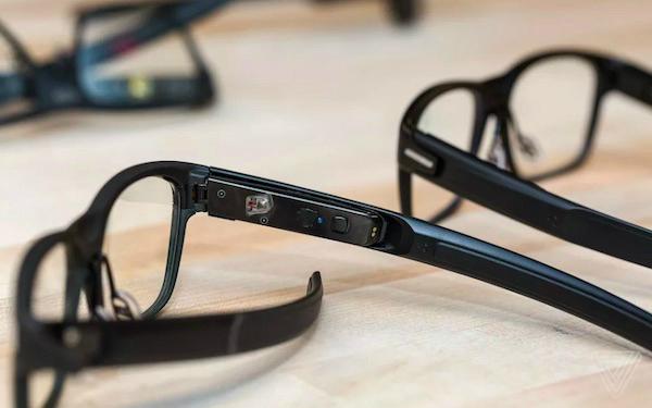 عینک هوشمند اینتل Vaunt