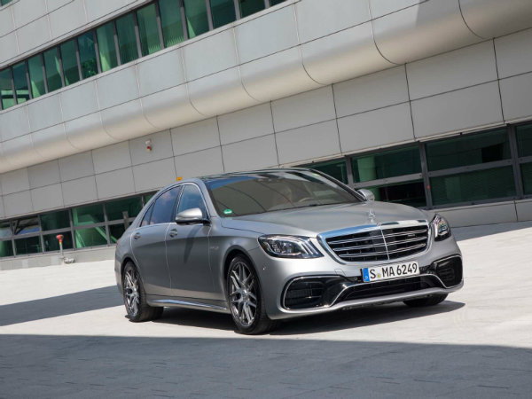 Mercedes-Benz EQ S Coming In Two Years' Time