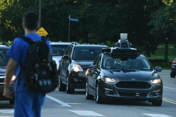 Pittsburgh is becoming a testing site for autonomous vehicles