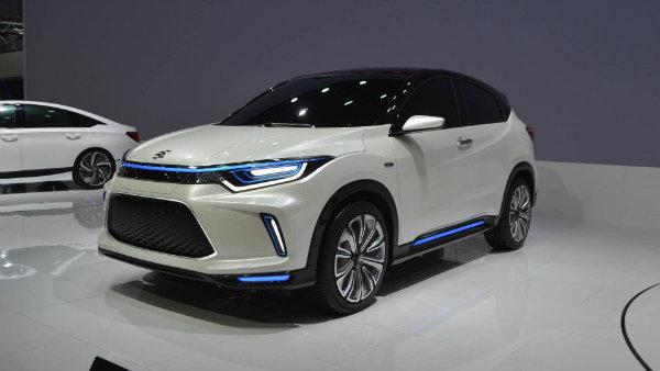 هوندا به دنبال تولید خودروهای برقی؛ کانسپت Everus در پکن ...