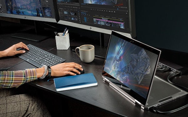 HP Studio X360 5G