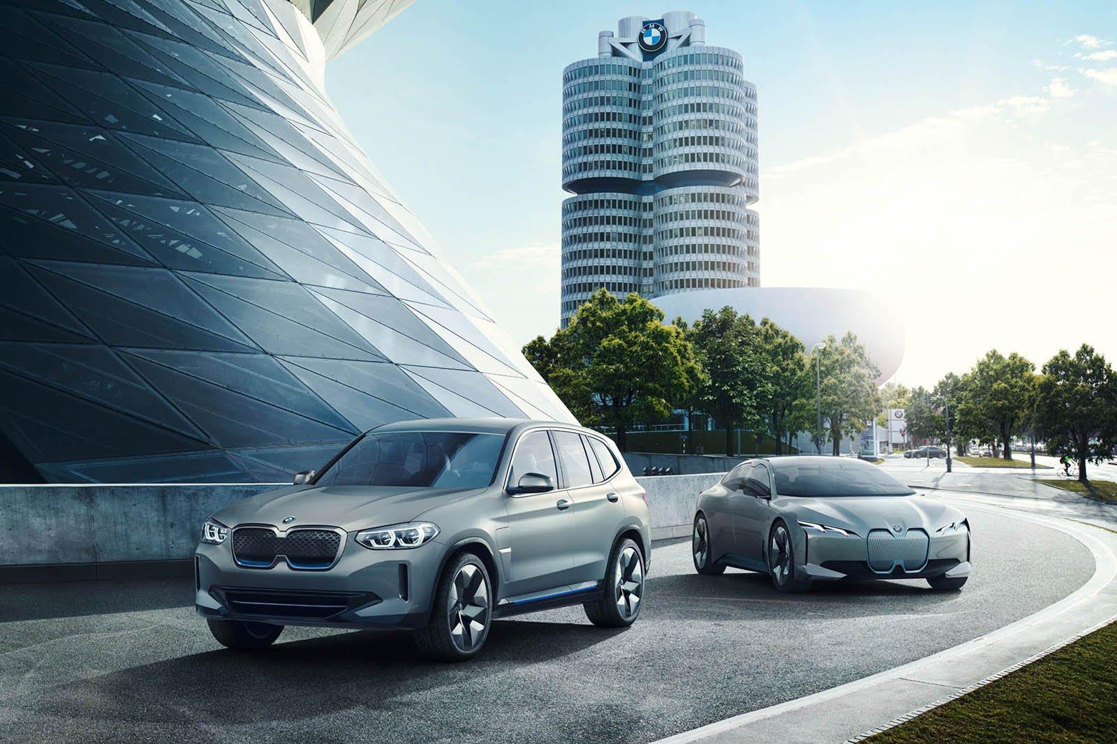 اتحاد انگلیسی آلمانی؛ جگوار لندرور و بی ام و برای توسعه خودروهای الکتریکی متحد میشوند