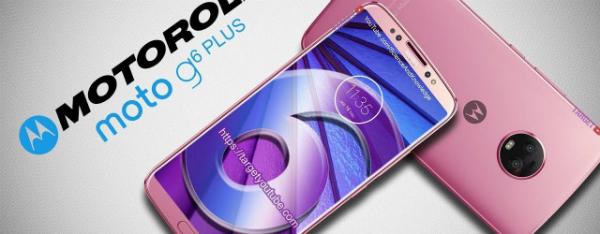 موبایل Moto G6 موتورولا