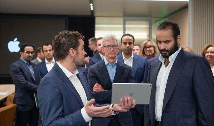 saudi سرمایهگذاری ۲۰ میلیارد دلاری عربستان برای تاسیس ۳۰۰ استارتاپ هوش مصنوعی اخبار IT