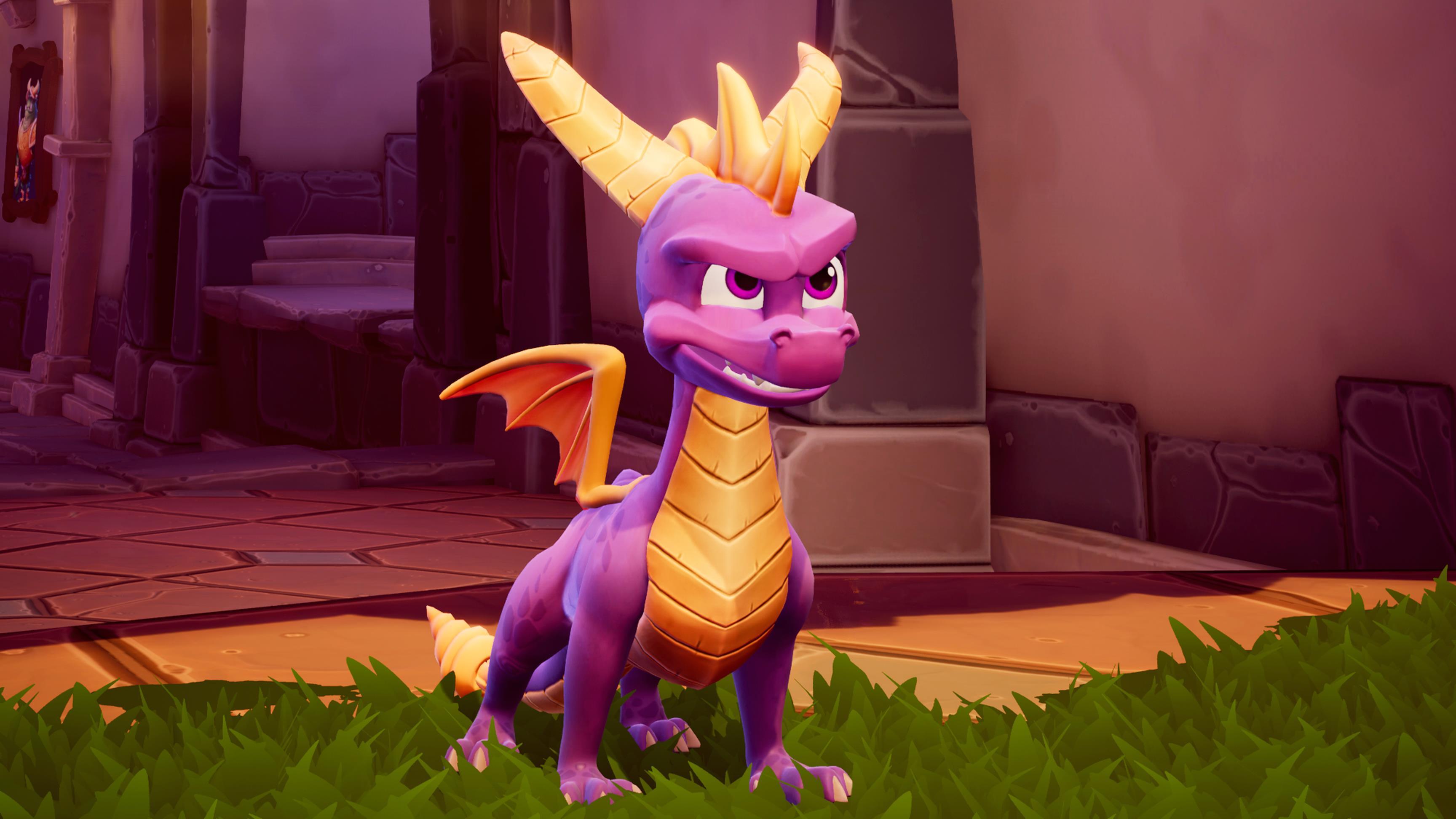 بازی Spyro: Reignited Trilogy