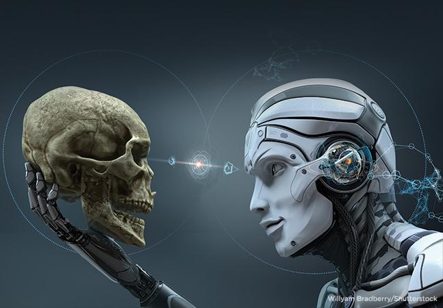 اثرگذاری حکمرانی هوش مصنوعی بر آینده بشر در کنفرانس بینالمللی تحول دیجیتال بررسی شد