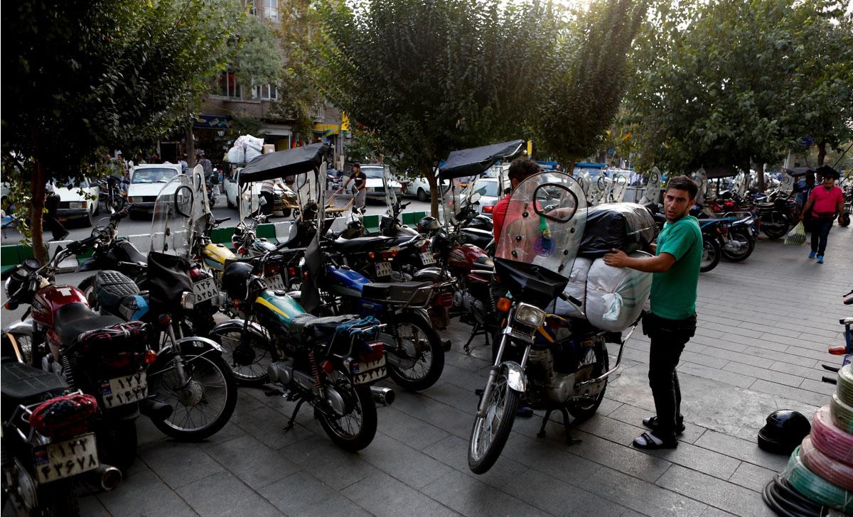 موتور سیکلت های کاربراتوری