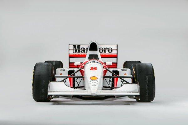 1993 mclaren cosworth ford mp4 8a formula racing single seater sold for 4197 1 600x400 تلاش مک لارن برای فروش سهام تیم فرمول 1 در پی در پی شیوع کرونا اخبار IT